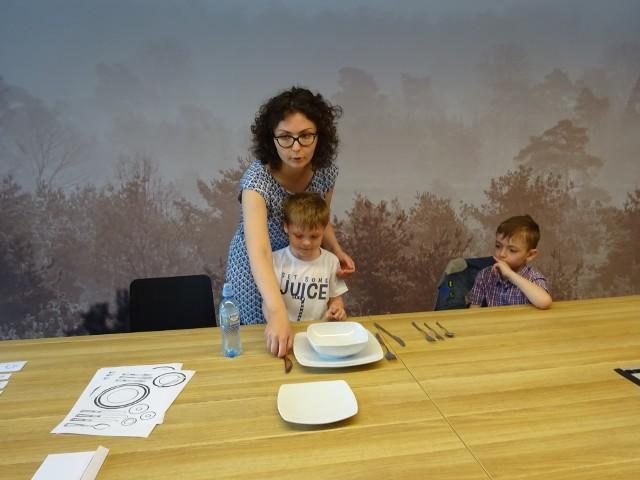Warsztaty Z Savoir Vivre Dla Dzieci W Wieku Od 4 Do 11 Lat
