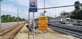 Przebudowa węzła kolejowego w Zgierzu na półmetku