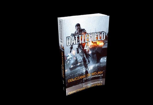 Peter Grimsdale, Battlefield 4: Odliczanie do wojnyPeter Grimsdale, Battlefield 4: Odliczanie do wojny