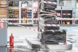 Mężczyzna podpalił się na stacji benzynowej w Gdańsku. Stan poparzonego jest bardzo poważny. To może być zabójca 57-latka z Kościerzyny
