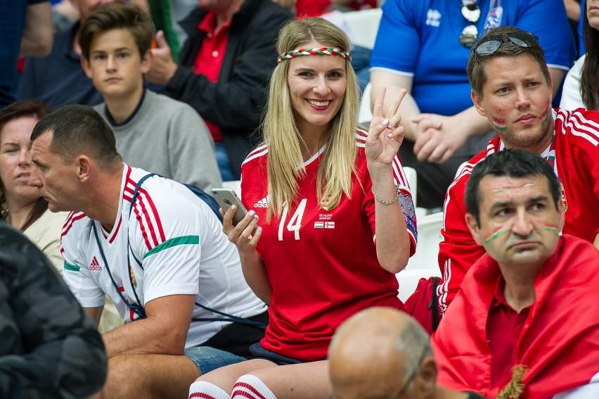 Miss Euro 2016. Fanka reprezentacji Węgier...