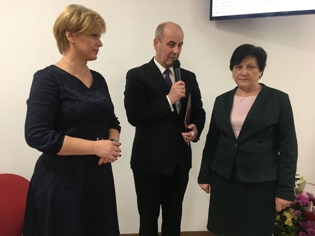 Pożegnanie Danuty Piersy na sesji RG, 30.12.2019