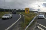 Na opolskim odcinku autostrady A4 pojawiły się nowe tablice ostrzegające przed wjazdem na nią pod prąd