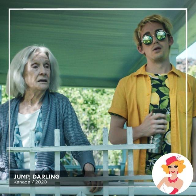 """W sobotę 18 września zostanie wyświetlony film """"Jump, darling"""" (reż. Phil Connell, Kanada 2020)"""