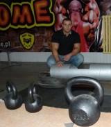 Michał Kopacki, strongman z Tuszyna, rusza do USA