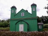 Meczet w Kruszynianach - najstarsza muzułmańska świątynia w Polsce (zdjęcia MM-kowiczki)