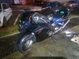 41-letni motocyklista zginął w wypadku w Brzegu. Zderzył się z osobowym BMW