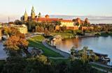 Kraków. Panorama Krakowa z tarasu widokowego na Jubilacie. Piękny, jesienny widok [ZDJĘCIA]