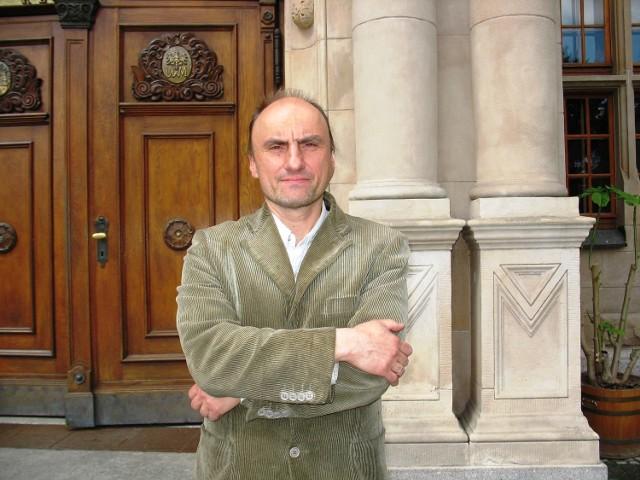 Andrzej Radke został przed laty aresztowany i skazany m.in. za nielegalne wydawanie prasy