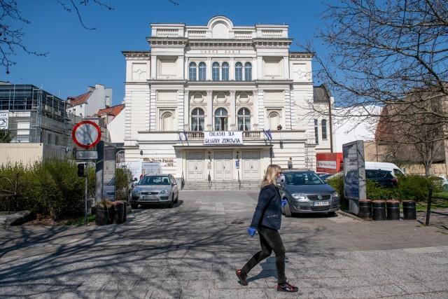 Teatr Polski w Poznaniu odwołał zaplanowane na najbliższy weekend spektakle. Wszystko przez zakażenia koronawirusem wśród pracowników.
