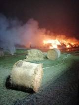 27-latek z gminy Szamotuły usłyszał zarzuty za 14 podpaleń. Grozi mu do 5 lat więznienia