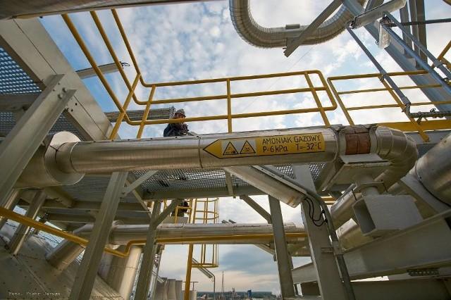 Puławskie zakłady są częścią Grupy Azoty. Polski potentat na rynku nawozowym i chemicznym jest kontrolowany przez Skarb Państwa