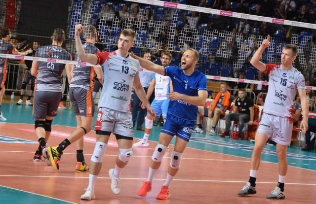 Daniel Pliński przed meczami ZAKSA - Jastrzębski Węgiel i PGE Skra - VERVA Warszawa