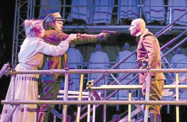 Teatr Dramatyczny zaprasza na spektakl Antyhona