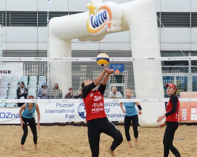 Poznań przez cztery ostatnie dni był stolicą polskiej siatkówki plażowej