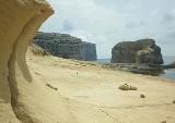 Fungus Rock, czyli Skała Grzyba (zdjęcia)