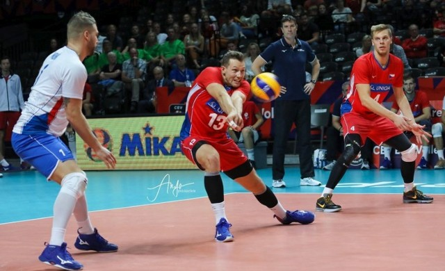Jan Galabov jest reprezentantem Czech
