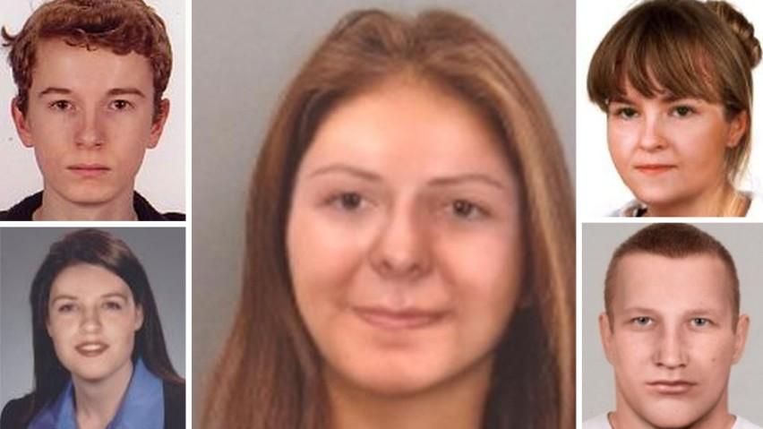 Publikujemy galerię osób zaginionych w Polsce, które w...