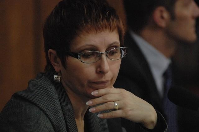 Krystyna Sibińska zaczęła rozmowę o mieście od fantazji na temat centrum. Czy na pewno to na dziś podstawowe problemy w Gorzowie?