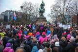Dzień Kobiet 2018. 14. Manifa Trójmiasto - Myślę Czuję Decyduję i Międzynarodowy Dzień Kobiet w Gdańsku