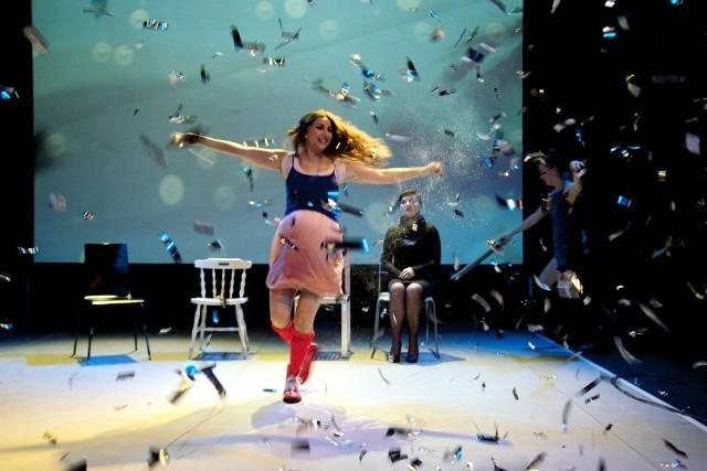 """""""Ene due rike fake"""" w Teatrze Polskim"""