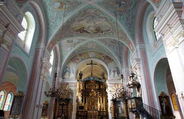 Tarnobrzescy dominikanie zapraszają na mszę online