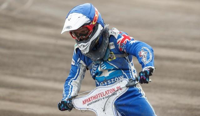 Nick Morris zajął ósme miejsce w mistrzostwach Premiership