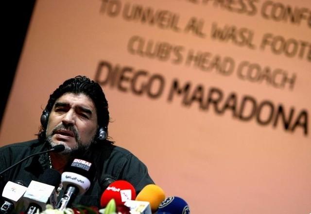 Diego Maradona zmarł 25 listopada 2020 roku w Tigre w wieku 60 lat