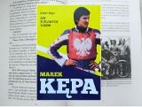 Marek Kępa, były żużlowiec Motoru Lublin, jeden z asów żużlowych torów, udzielił wywiadu-rzeki