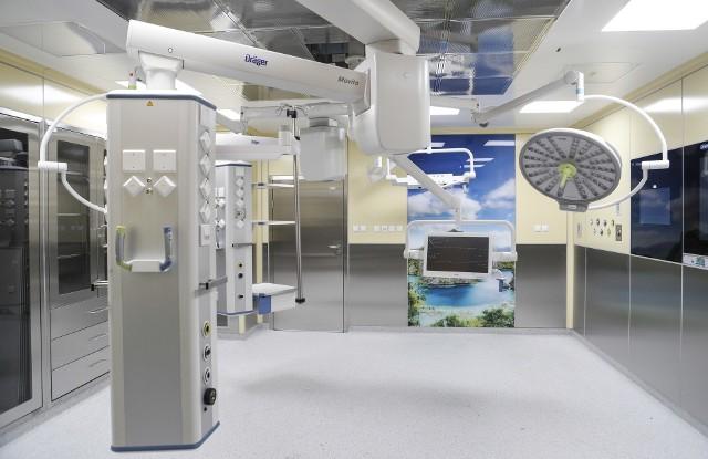 Pieniądze są potrzebne m.in. na doposażenie nowego bloku operacyjnego w szpitalu przy ul. Rycerskiej.