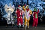 """Amazon i Fundacja """"Dr Clown"""" zorganizowali świąteczne atrakcje dla małych pacjentów szpitali"""
