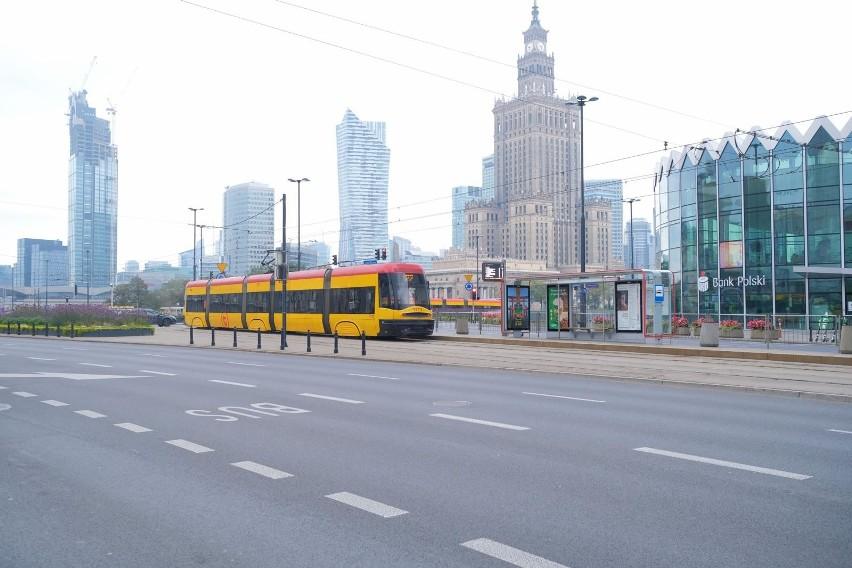 Od 17 października Warszawa czerwoną strefą. Nowe obostrzenia są bardziej rygorystyczne.