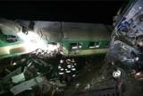 Katastrofa kolejowa pod Szczekocinami. Od tragedii minęło już 8 lat. Pamiętamy!