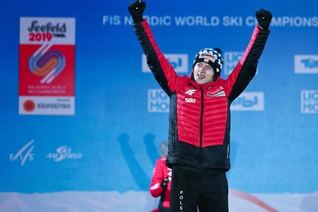 Dawid Kubacki wygrał TCS 2020.