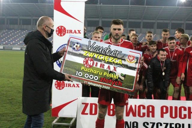 Pilica i Energia zagrają w mazowieckim Pucharze Polski