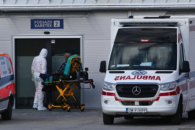 W szpitalu przy Rakietowej od kilkunastu dni spada liczba pacjentów