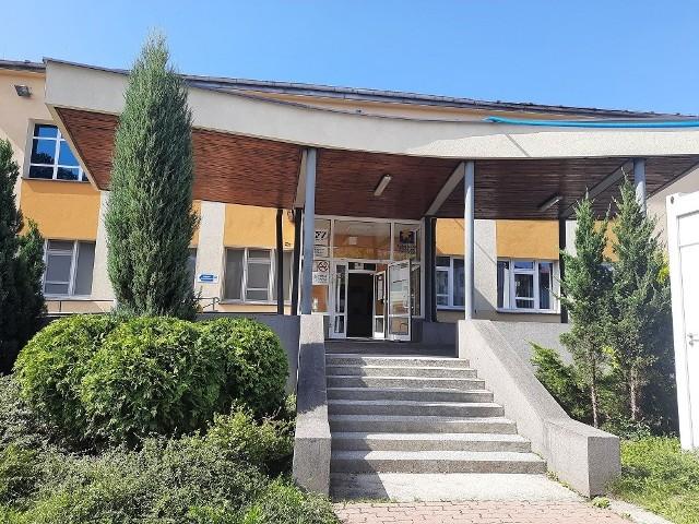 Budynek nr 5 - Białostockie Centrum Onkologii.