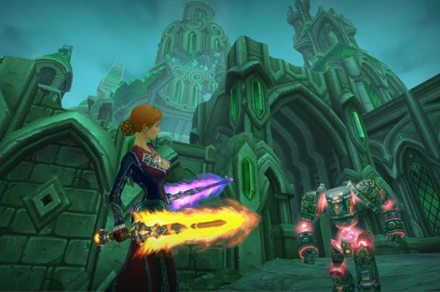 Allods Online: Lords of Destiny Allods Online: Lords of Destiny już jest (wideo)