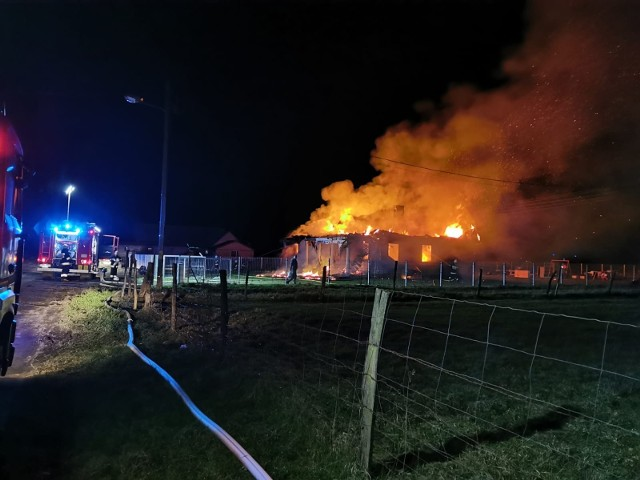 W środę (18 marca), tuż po godzinie 1:00 w jednym z domów jednorodzinnych w Brzeźnie (pow. gorzowski) wybuchł pożar.Gdy na miejsce dojechali strażacy, pożar obejmował już całe poddasze domu. Na szczęście wszyscy mieszkańcy w porę opuścili budynek i nikt nie odniósł obrażeń. W akcji gaśniczej brały udział zastępy OSP Lubiszyn, OSP Lubno oraz JRG Gorzów Wlkp.Zobacz też: Sulechów. Pożar myjni koło stacji benzynowej Orlen