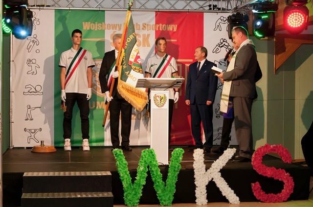 Dyrektor Janusz Pilch (drugi z prawej) Śląskiem zarządza już 20 lat. Prezesem Rady Stowarzyszania WKS Śląsk jest Włodzimierz Patalas