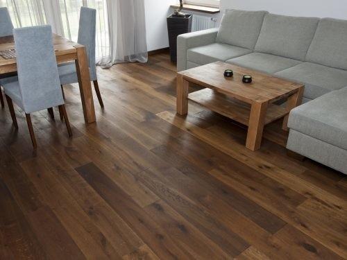 Realizacja direct floor - willa miejska w Komornikach...