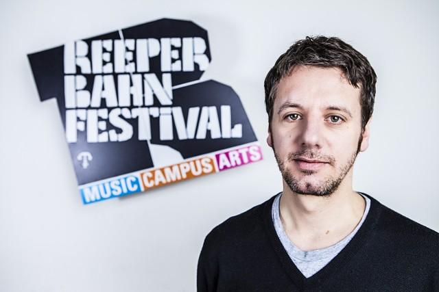 Detlef Schwarte, dyrektor zarządzający Reeperbahn Festival w Hamburgu, będzie jednym z gości konferencji Spring Break. O swoim festiwalu opowie w sobotę o godz. 14 w Sali Kominkowej Zamku.