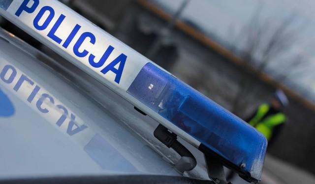 Kilka aut zderzyło się na Trasie Nadwarciańskiej w Gorzowie