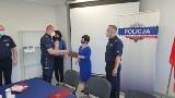 Posłanka Joanna Borowiak podziękowała policjantom z Włocławka. Za co?