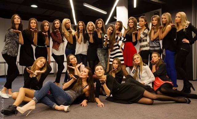 Finalistki Miss Polski 2013