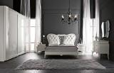 Sypialnia klasyczna i na wysoki połysk