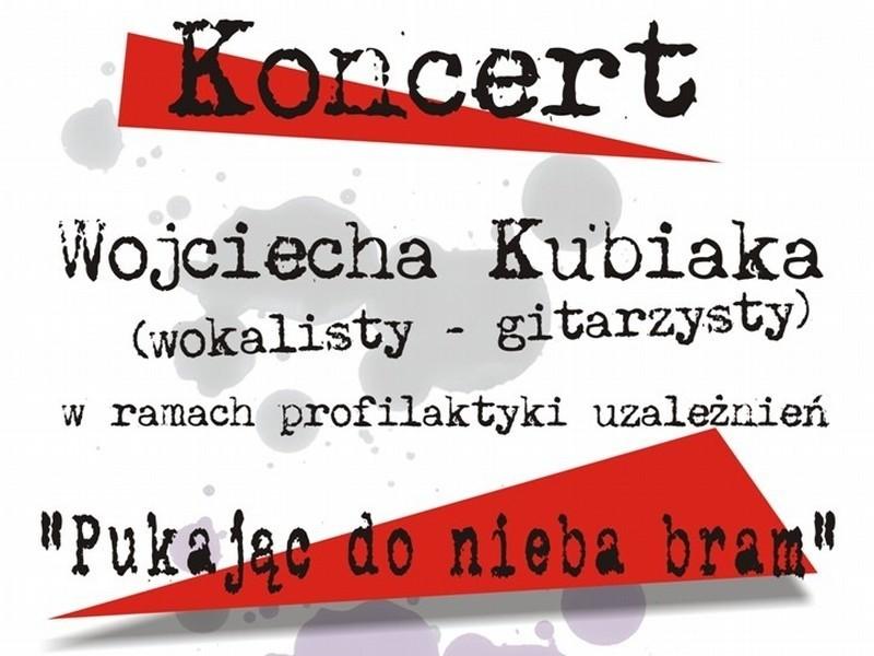 """W poniedziałek w Klubie Wojskowym w Wędrzynie koło Sulęcina odbędzie się koncert """"Pukając do nieba bram""""."""