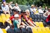Kibice na meczu Wieczysta - Kaszowianka. Znajdź się na zdjęciach GALERIA