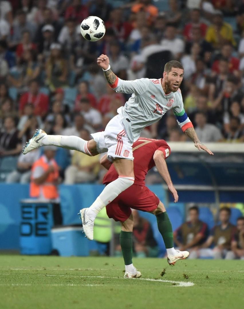 W pierwszej kolejce Ligi Narodów zobaczymy m.in. starcie reprezentacji Hiszpanii (na zdjęciu Sergio Ramos) z drużyną Anglii.