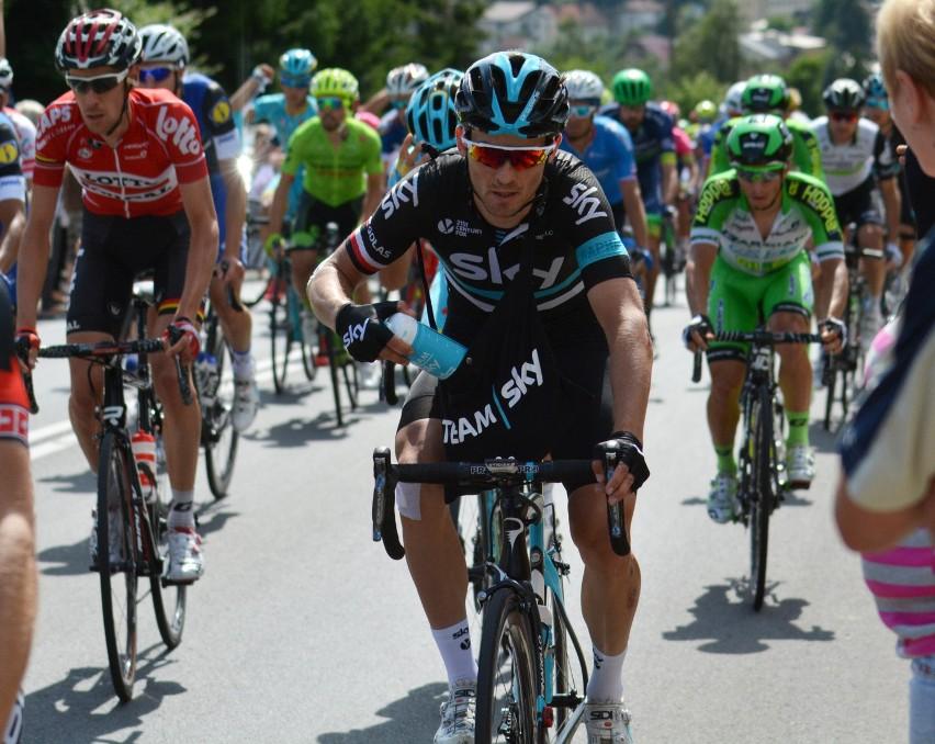 Dla Kwiatkowskiego to pierwsze podium tegorocznego Tour de...